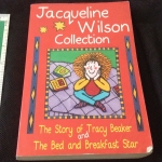 the story of tracy beaker and the bed and breakfast star ราคา 200