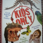 Kids Only (Natural History Museum) ปกแข็ง ราคา 160