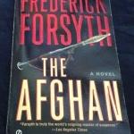 The Afghan by Frederick Forsyth ราคา 200