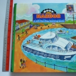 Busy HARBOR (A Lift-the-Flap learning Book) ราคา 200