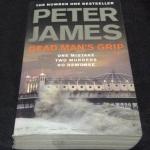 Dead Man's Grip by Peter James ราคา 250