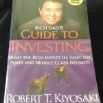 Rich Dad's Guide to Investing: What the Rich Invest in That the Poor and Middle Class Do Not! by Robert T. Kiyosaki ราคา 250