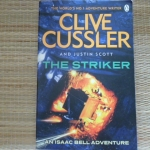 The Striker By Clive Cussler and Justin Scott ราคา 150