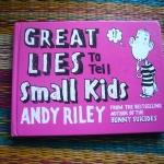 Great Lies to Tell Small Kids ปกแข็ง ราคา 100
