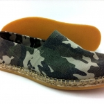 canvas shoe (rubber sole men)