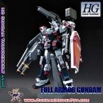 HG 1/144 FA-78 FULL ARMOR GUNDAM [GUNDAM THUNDERBOLT ANIME VER.] ฟูล อาร์มอร์ กันดั้ม ธันเดอร์โบลท์ อะนิเมะ เวอร์ชั่น