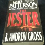 The Jester by James Patterson ราคา 180