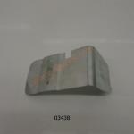 แผ่นเหล็กรองท่อไอเสีย CG328