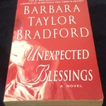 Unexpected Blessings by Barbara Taylor Bradford ราคา 200