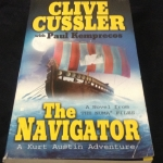 The Navigator by Clive Cussler ราคา 150