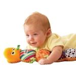 ตุ๊กตาหนอนดนตรี Lamaze (หัวสีส้ม)