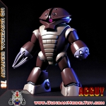 HG 1/144 ACGUY แอคกาย