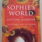 Sophie's World By Jostein Gaarder ราคา 220