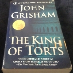 The King of Torts by John Grisham ราคา 220
