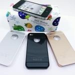 เคส iphone 5/5s แบบฝาหลัง สี ดำ,ทอง,ขาว