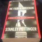 Fourth Procedure by Stanley Pottinger ราคา 150