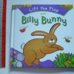 Lift The Flap With BILLY BUNNY (Flap Book) ราคา 120