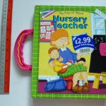 Nursery Teacher (My Day At Work) Board book ราคา 180