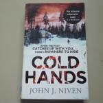 Cold Hands By John J. Niven ราคา 150