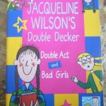 Double Decker (Double Act + Double Girls) By Jacqueline Wilson ราคา 150