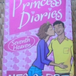 The Princess Diaries: Seventh Heaven (Fold cover) By Meg Cabot ราคา 200