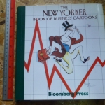 The New Yorker Book of Business Cartoon ราคา 200