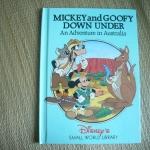 Mickey and Goofy Down Under: An Adventure in Australia ราคา 120
