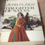 daughter of satan jean plaidy ราคา 70