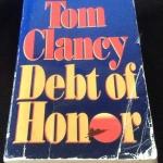 Debt of Honor by Tom Clancy ราคา 220
