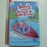 Harry and the Treasure of Eddie Carver (A Sequel to Harry and the Wrinklies) By Alan Temperley ราคา 180
