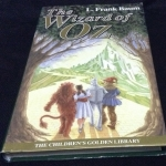 The Wizard of OZ hardcover ราคา 250