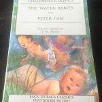 [2in1book] The Water Babies และ Peter Pan ราคา 200