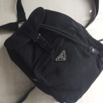 PRADA BACKPACK MINI (BLACK)
