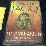 Tutankhamun: The Last Secret by Christian Jacq ราคา 320