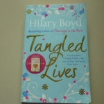 Tangled Lives By Hilary Boyd ราคา 150