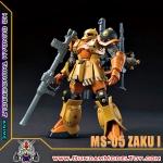 HG 1/144 MS-05 ZAKU I [GUNDAM THUNDERBOLT ANIME VER.] ซาคุ I