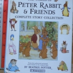 The World of Peter Rabbit & Friends: Complete Story Collection By beatrix Potter ราคา 150