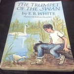 The Trumpet of the Swan by E.B. White ราคา 135