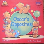 Oscar's Opposites: An Introduction to Opposites (Beginner Bee's) ราคา 80