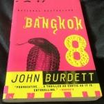 Bangkok 8 by John Burdett ราคา 130