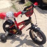 จักรยานเด็ก - ยี่ห้อ LA - ลายลิขสิทธิ์ The Car