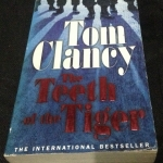 teeth of the tiger tom clancy ราคา 220