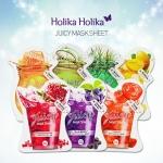 Pre-Order Holika Juicy Mask Sheet 20 ml. 20 แผ่น (แพคคู่)