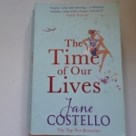 The Time of Our Lives By Jane Costello ราคา 150