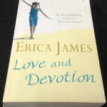 Love and Devotion Erica James ราคา 150