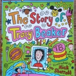 The Story of Tracy Beaker By Jacqueline Wilson ราคา 100