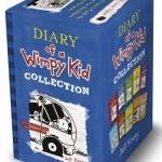หนังสือปกอ่อน10เล่มพร้อมกล่อง Diary of a Wimpy Kid Collection ราคา 2805