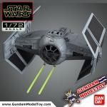 STAR WARS 1/72 TIE ADVANCED X 1 สตาร์ วอร์ส ไท แอดวานส์ x 1