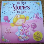 My First Stories For Girls ราคา 240
