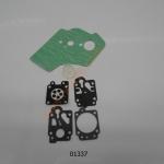 01337 ชุดผ้าปั๊มคาร์บูเรเตอร์ 4 แท้ GX35